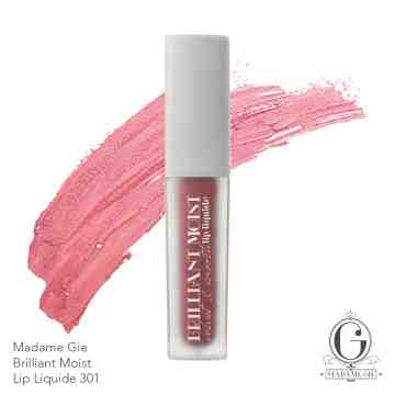Madame Gie Briliant Moist Velvet & Smooth Lip Liquide - Lip Cream