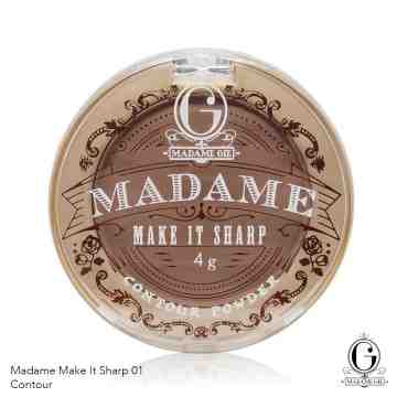 Madame Gie Madame Make It Sharp - Contour