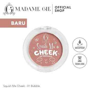 Madame Gie Squish Ma Cheek - MakeuUp Blush On
