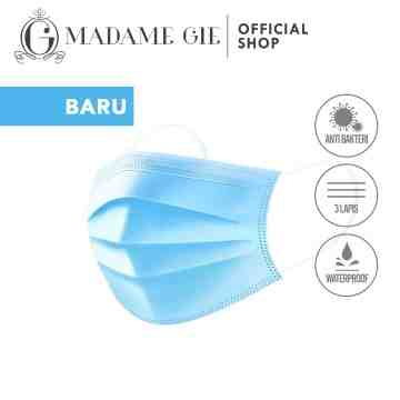 Madame Gie Safety You Face Mask Box - Masker
