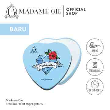 Madame Gie Precious Heart Highlighter - MakeUp
