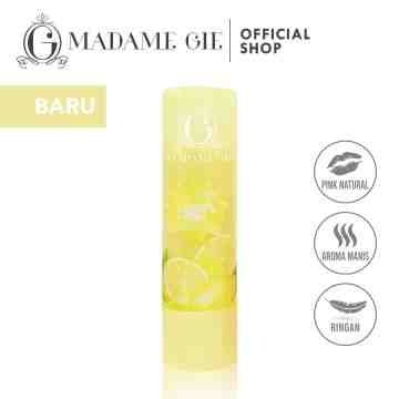 Madame Gie Color Pop Lip Balm Fruity Series