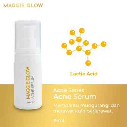 MAGGIE GLOW ACNE SERUM - 15ML