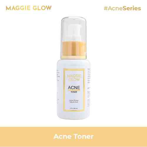 MAGGIE GLOW ACNE TONER - 60ml