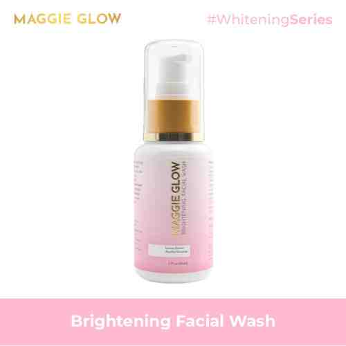MAGGIE GLOW Whitening Facial Wash - 60ml