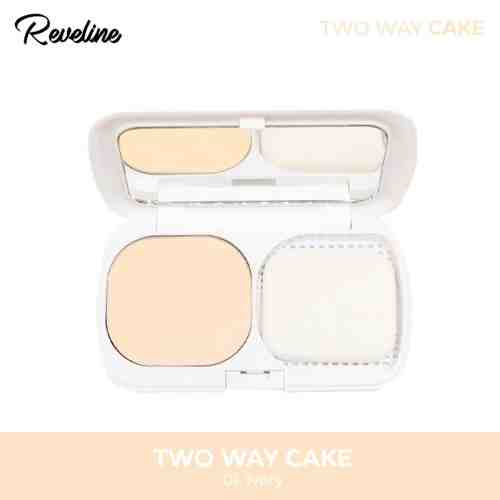 REVELINE BRIGHTENING TWO WAY CAKE IVORY