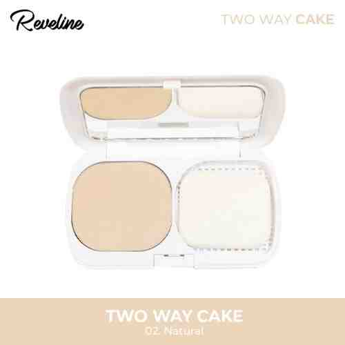 REVELINE BRIGHTENING TWO WAY CAKE NATURAL