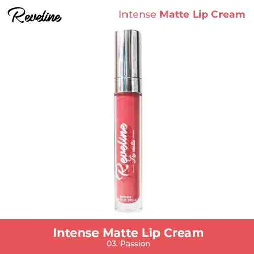 Reveline Intens Matte Lip - 03 Passion