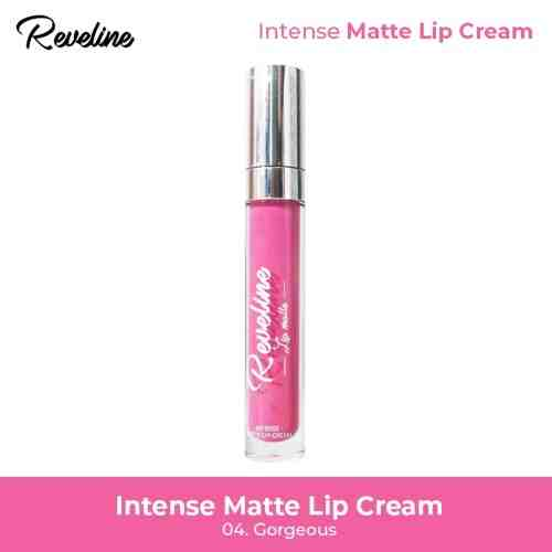 Reveline Intens Matte Lip - 04 Gorgeous