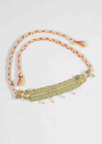 Bena Necklace - Collar Green image
