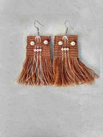 Bena Earrings - Protectors image