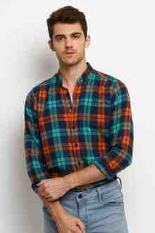 Alger Flannel Shirt