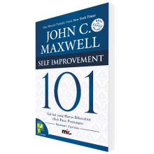 John C. maxwell - Self improvement