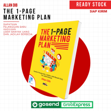 Alan Dib - The 1-Page Marketing Plan