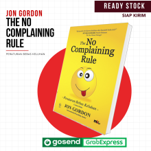 Jon Gordon - The No Complaining Rule