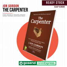 Jon Gordon - The Carpenter