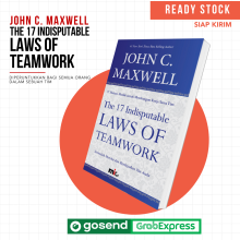 John C. Maxwell - The 17 Indisputable Laws Of Teamwork
