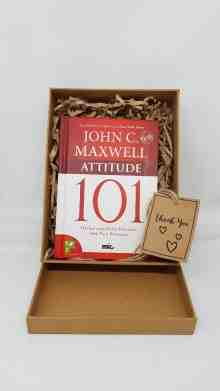 Smart Gift Box - 101 Series - FREE Vintage Rope & Thank You Card