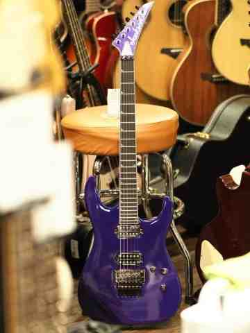 Jackson Pro Series Soloist SL2 - Deep Purple Metallic