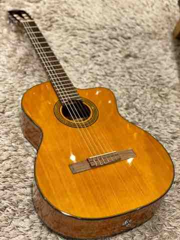 Takamine GC3CE Acoustic Electric Nylon - Natural