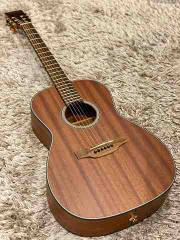 Takamine GY11ME Acoustic-Electric Guitar - Natural Satin