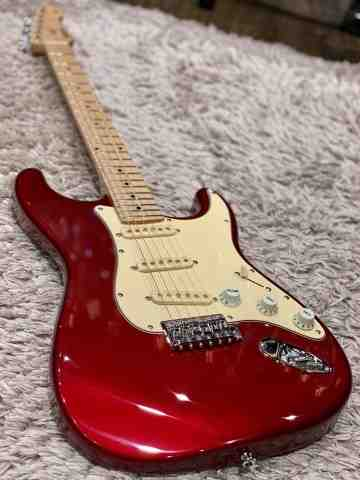 Tokai AST-52 OCR/M Goldstar Sound 2020 in Old Candy Apple Red with maple FB
