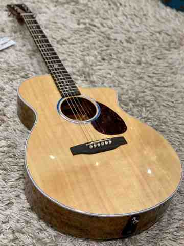 Martin SC-13E with KOA side and Back Acoustic Electric in Natural