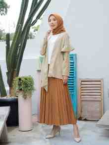 KAMILA OUTER DESSERT SAND SIZE S DEFECT
