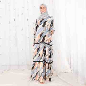 Meira Dress GREY