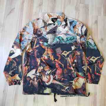 Supreme x Undercover Coach Jacket