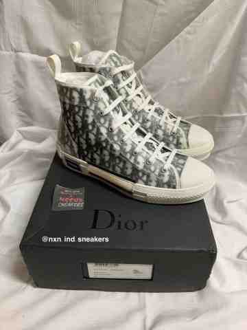 Dior Oblique B23 High-Top