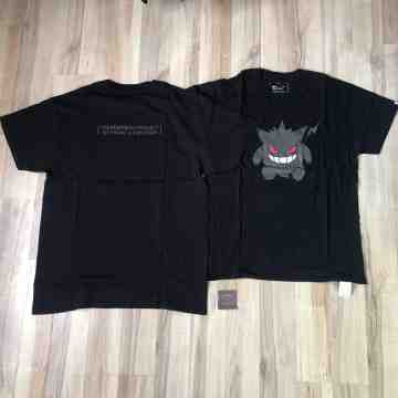 Fragment x Pokemon Tee Gengar