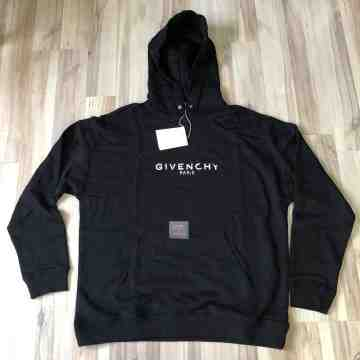 Givenchy Broken Logo Hoodie