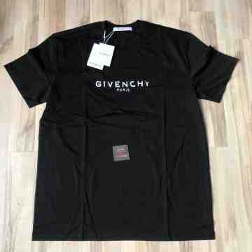 Givenchy Distressed Logo Tee