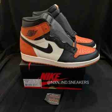 Jordan 1 Retro Shattered Backboard / Air Jordan 1 SBB 1.0