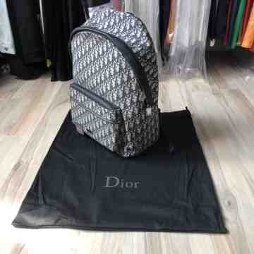 Dior Oblique Backpack