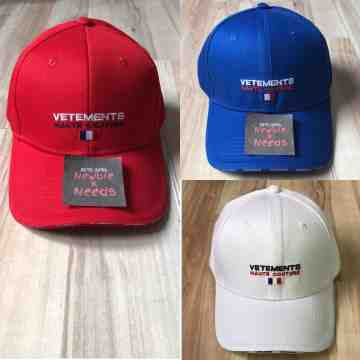Vetements Haute Couture Cap