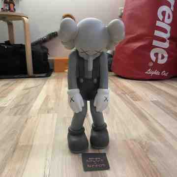 Kaws Lies Grey