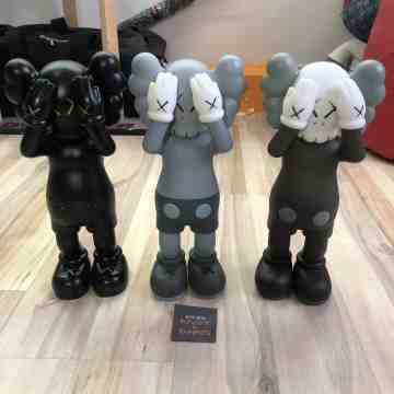 "Kaws ""At This Time"""