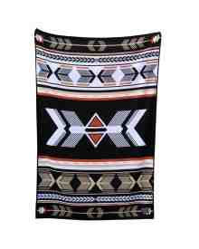 Tarnn Black Blanket