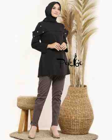 MARSYA BLOUSE - BLACK