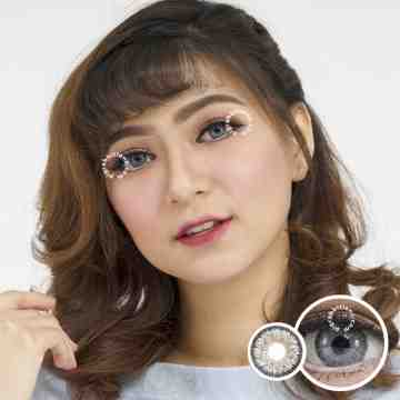 Dreamcolor1 Matake Grey Softlens