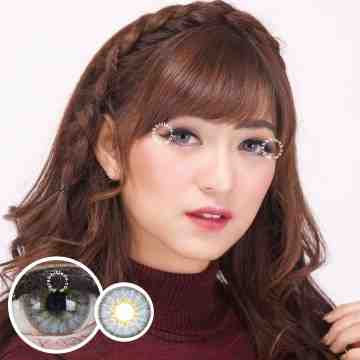 Dreamcolor1 Nana Grey Softlens
