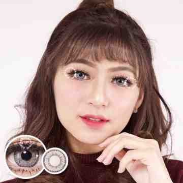 Dreamcolor1 Pear Grey Softlens