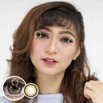 Dreamcolor1 Soul Brown Softlens