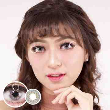 Dubai Grey Softlens