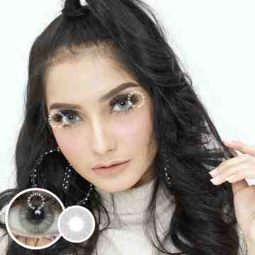 EOS Asha Silver Ring Softlens