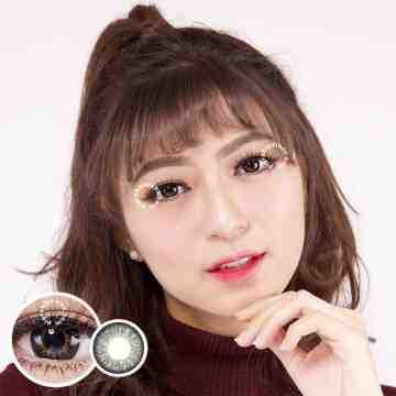 EOS Luna Black Softlens