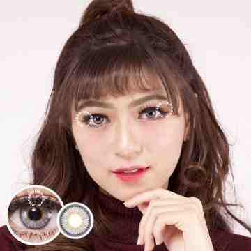 EOS Rainshower Grey Softlens
