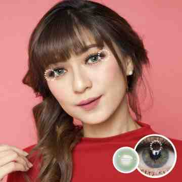 Guess Secret Ceen Con Grey Blue Softlens